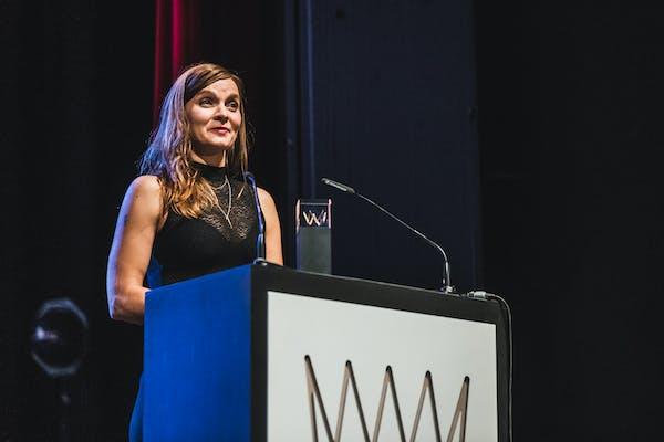 Hildur Guðnadóttir at WSA2018