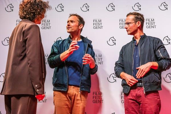 Rode loper Das Mädchen und die Spinne - Ramon & Silvan Zürcher (regisseurs)