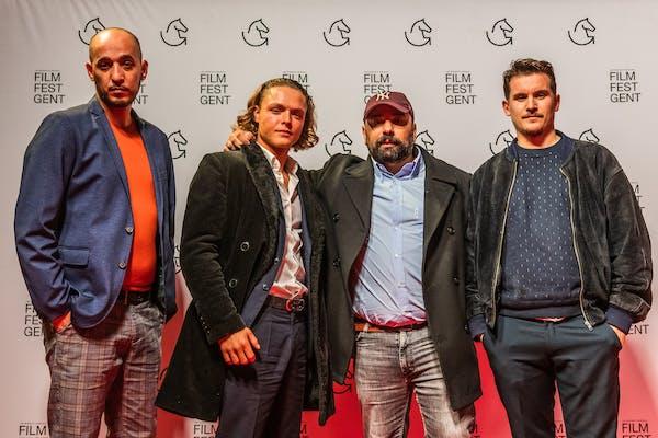 Rode loper Animals - Nabil Ben Yadir (regisseur) & Hassan Jarfi
