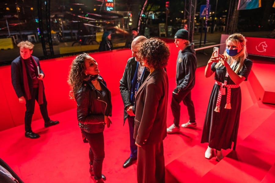 Rode loper Faya Dayi - Jessica Beshir (regisseur)