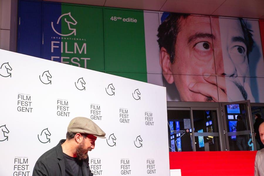 Red carpet Spencer - Pablo Larrain (director)