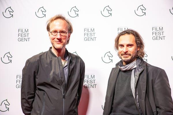 Red carpet Natural Light - Dénes Nagy (director), Nicolas Rumpl (film editor)