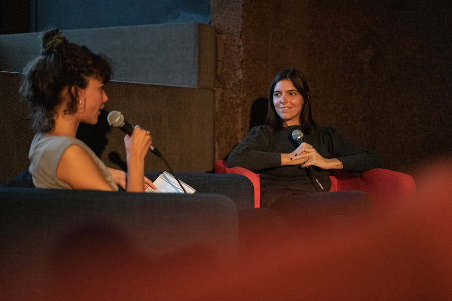 Director's Talk - Jacqueline Lentzou