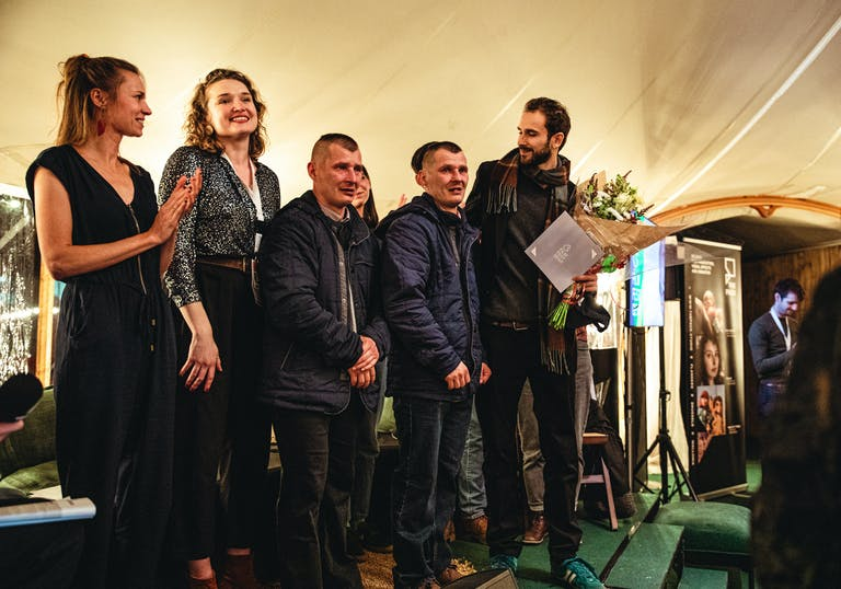 Short Film Awards Ceremony 2021 - Z Bratem