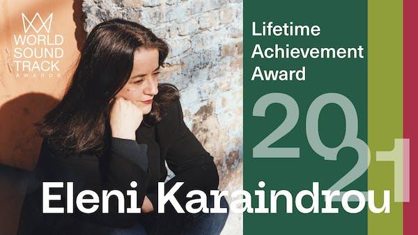 Lifetime Achievement Award liggend