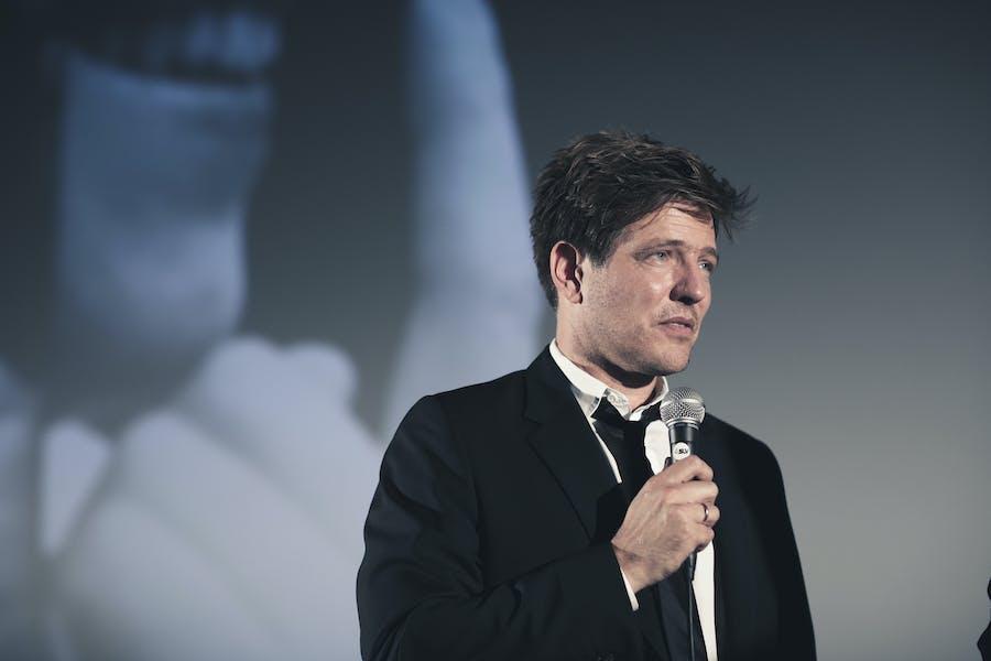 Thomas Vinterberg presents 'Kursk' at FFG2018